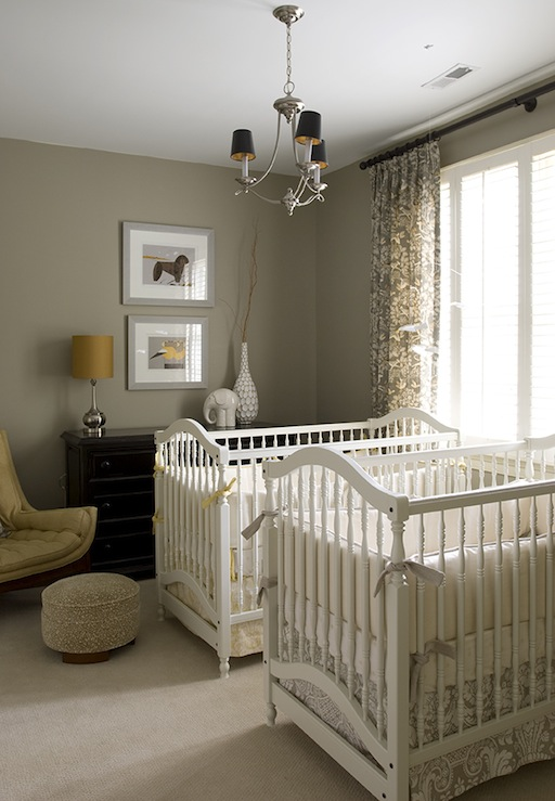 Nursery for Twins  Traditional  nursery  Finnians Moon