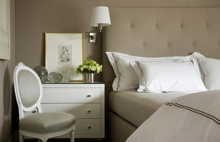 Beige Bedroom Walls Design Ideas