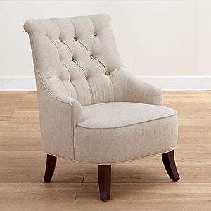 CuteasaButton Erin Chair  Living Room Furniture