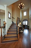 Bridal Staircase   Traditional   entrance/foyer
