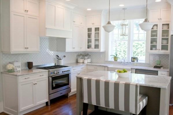 martha stewart white kitchen Martha Stewart Ocean Floor Design Ideas