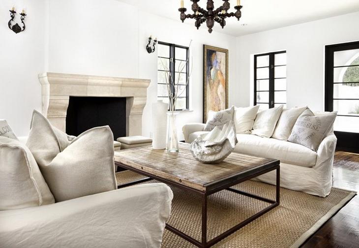Sofas Facing Each Other Design Ideas