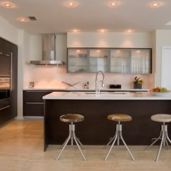 Modern Kitchen Stools Rolling Island With Seating Cowhide Counter Contemporary Sojo Design