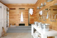 Galvanized Barn Wall Sconce Design Ideas