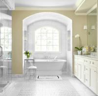 Bathroom Tub Alcove - French - bathroom - de Giulio ...