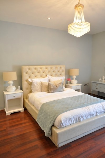 silver blue gray bedroom paint colors Blue Grey Paint Colors - Contemporary - bedroom - Benjamin