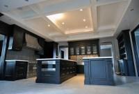 Coffered Kitchen Ceiling - Contemporary - kitchen - Tamara ...