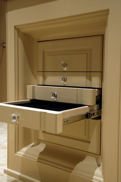 Closet Island  Contemporary  closet  HGTV