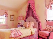 Little Girl's Pink Room - Transitional - girl's room ...