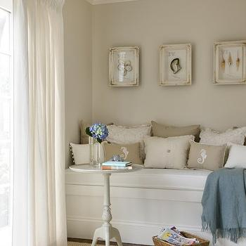 Horozintal Striped Walls Cottage Denlibraryoffice Sherwin Williams Natural Choice The