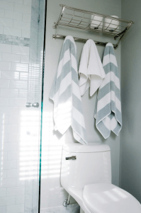 Towel Rack Above Toilet Design Ideas
