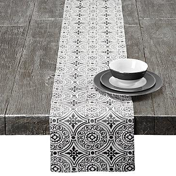grey kitchen rugs cost to replace cabinets z gallerie - taza runner