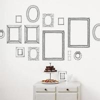 Z Gallerie - Black Frame Wall Decal
