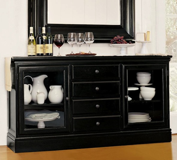 Pottery Barn Tucker Buffet Look 4 Less