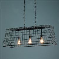 Industrial Wire Chic Island Chandelier - Shades of Light