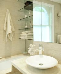 Bathtub Shelves - Contemporary - bathroom - 1st Option