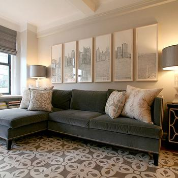 living room ideas with grey couches tiny design pictures gray velvet sofa