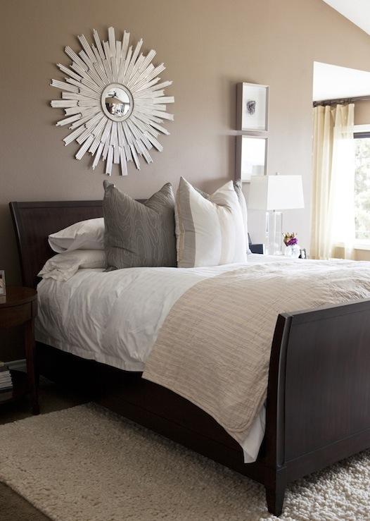 Wood Sleigh Bed Design Ideas