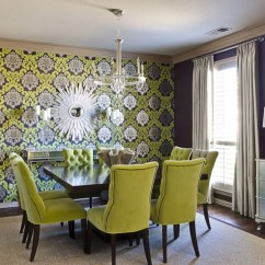 Yellow Upholstered Dining Room Chairs Amazon Com Chartreuse Green Design Ideas