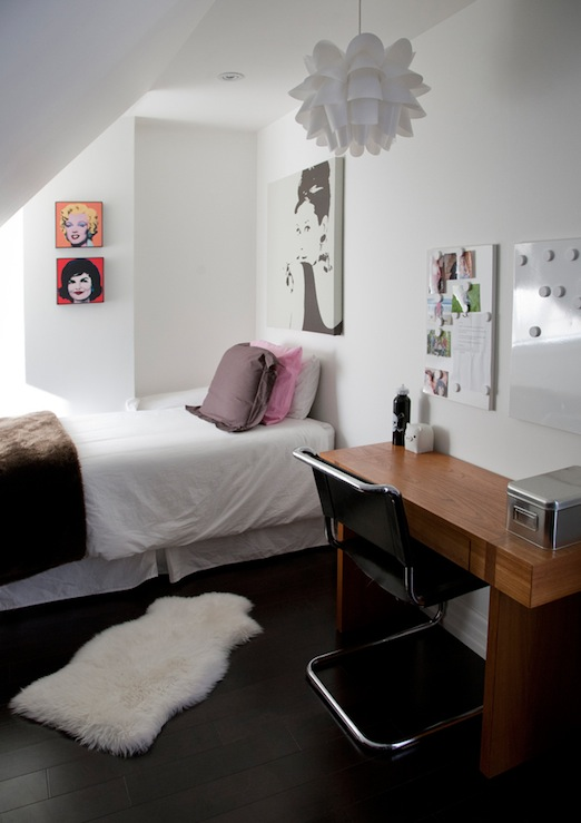 Ikea Wall Art Canvas  Contemporary  girls room