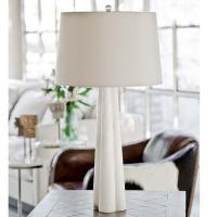 Regina Andrew Alabaster Quatrefoil Lamp - Large - Regina ...
