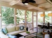 Glass Enclosed Patio Design Ideas