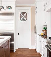 Pantry with Pocket Door - Cottage - kitchen - BHG