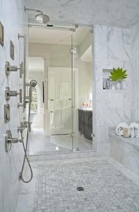 Master Bath Walk In Shower Design Ideas