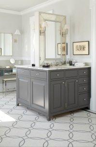 Double Sided Bathroom Vanity - Contemporary - bathroom ...
