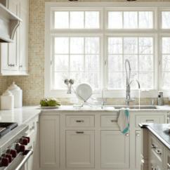Shaker Kitchen Island Apartment Cabinet Ideas Behr Sandstone Cove Design