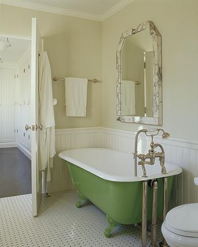 Clawfoot Tub Bathroom Design  Cottage  bathroom  My Home Ideas