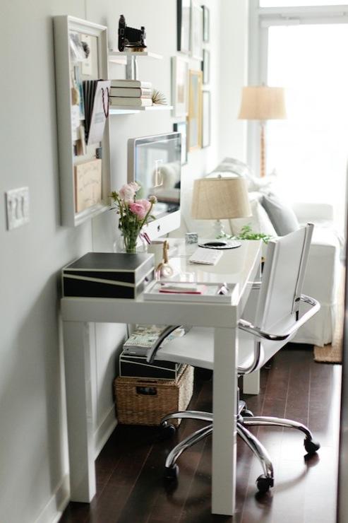 West Elm Parsons Desk Design Ideas