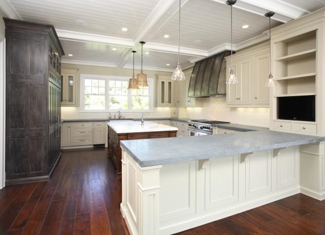 Concrete Countertops  Transitional  kitchen  Markay