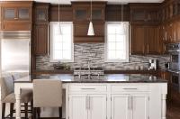 2 Tone Kitchen Cabinets Design Ideas