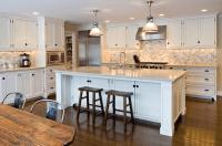 Kitchens Restoration Hardware Salvaged Wood Rectangular ...