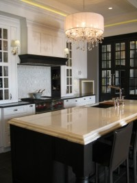 Tray Ceiling Kitchen - Transitional - kitchen - Airoom