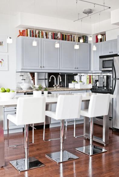 Modern Counter Stools Design Ideas