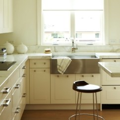 Slab Kitchen Cabinets Irish Blessing Lucite Pulls - Contemporary Cameron Macneil ...