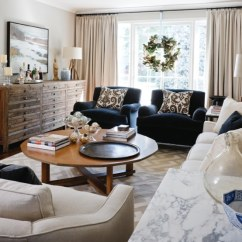 Blue Chair Living Room Storage Ideas For Velvet Chairs Eclectic Cameron Macneil Designer