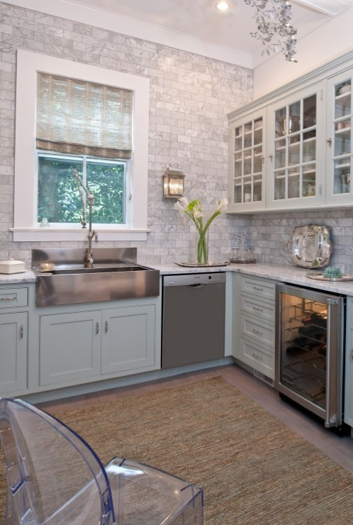 Gray Green Cabinets Transitional Kitchen Town Amp Country Kitchen And Bath