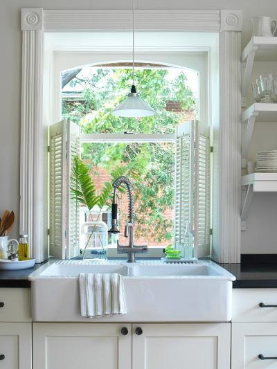 kitchen shutters table tops cottage margot austin