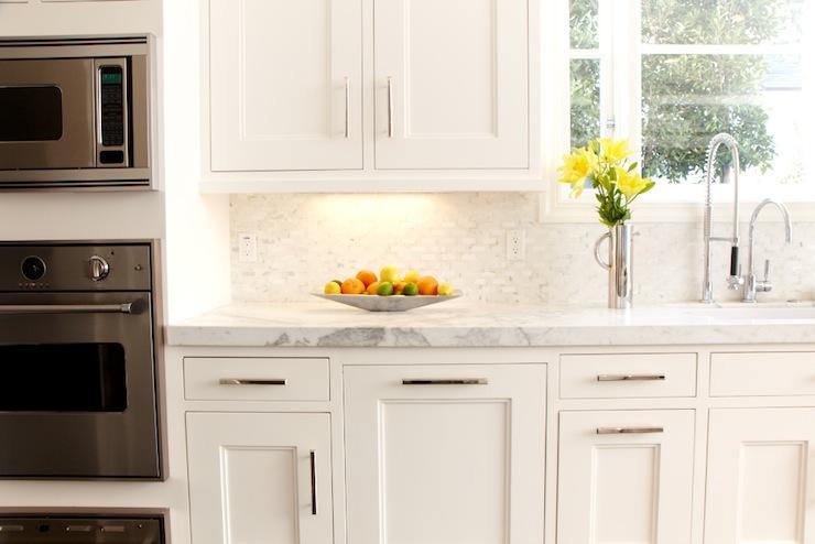 Marble Backsplash Design Ideas