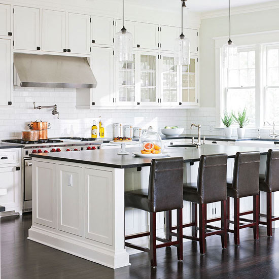rohl kitchen faucets how to decorate your cloud white cabinets - transitional ...