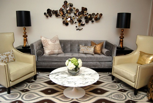 white leather sofa with nailheads cama orleans tugo gray design ideas