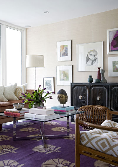 black velvet sofa living room home styles modern craftsman table in oak mid century credenza - eclectic ...