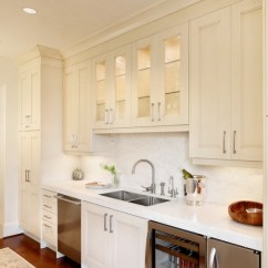 Pantry Kitchen Cabinets Kitchens In New Homes Ivory - Transitional Palmer Todd