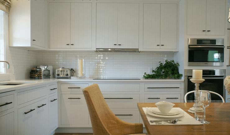 White Modern Kitchen Cabinets Contemporary Kitchen Workshop APD