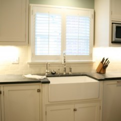 Soapstone Kitchen Countertops Hanging Lighting Fixtures For Basil Flushmount - Transitional Jenny Baines