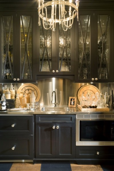 butlers pantry kitchen cabinets Butler's Pantry Design Ideas