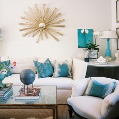 Turquoise Leather Chair And Ottoman Bedroom Stool Set Blue Sofa Design Ideas